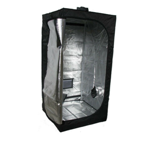 Complete Compact Grow Tent Kit 120x120x200cm Twin Speed Fan Filter Kit