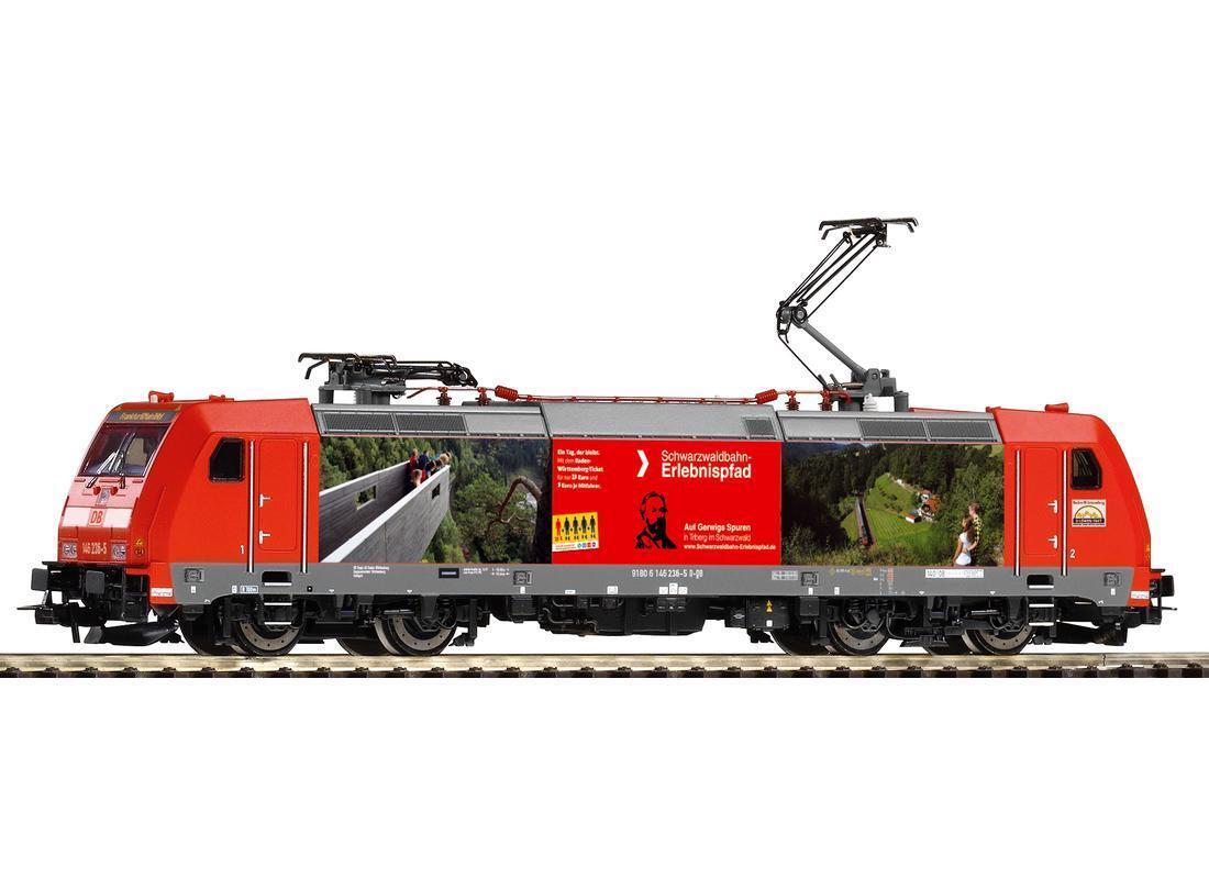Piko 59149 gasóleo 146.2 Triberg DB AG h0