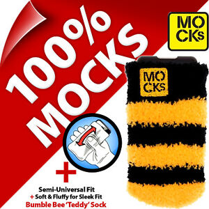 Mocks-Teddy-Bumble-Bee-Mobile-Phone-MP3-Sock-Case-Cover-iPhone-4-4S-5-5S-5C-SE