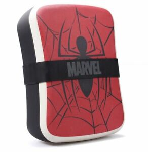 Marvel-SPIDERMAN-NET-Red-Crest-Bamboo-LUNCH-BOX