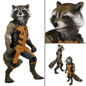 Rocket Raccoon * 1:1 Full-Life-Size Statue Figur * NECA * Free Shippng WW-NEU