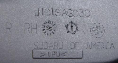 2005-2009 Fits Subaru Outback Wagon Rear Right Mudflap Mud Guard J101SAG030FY