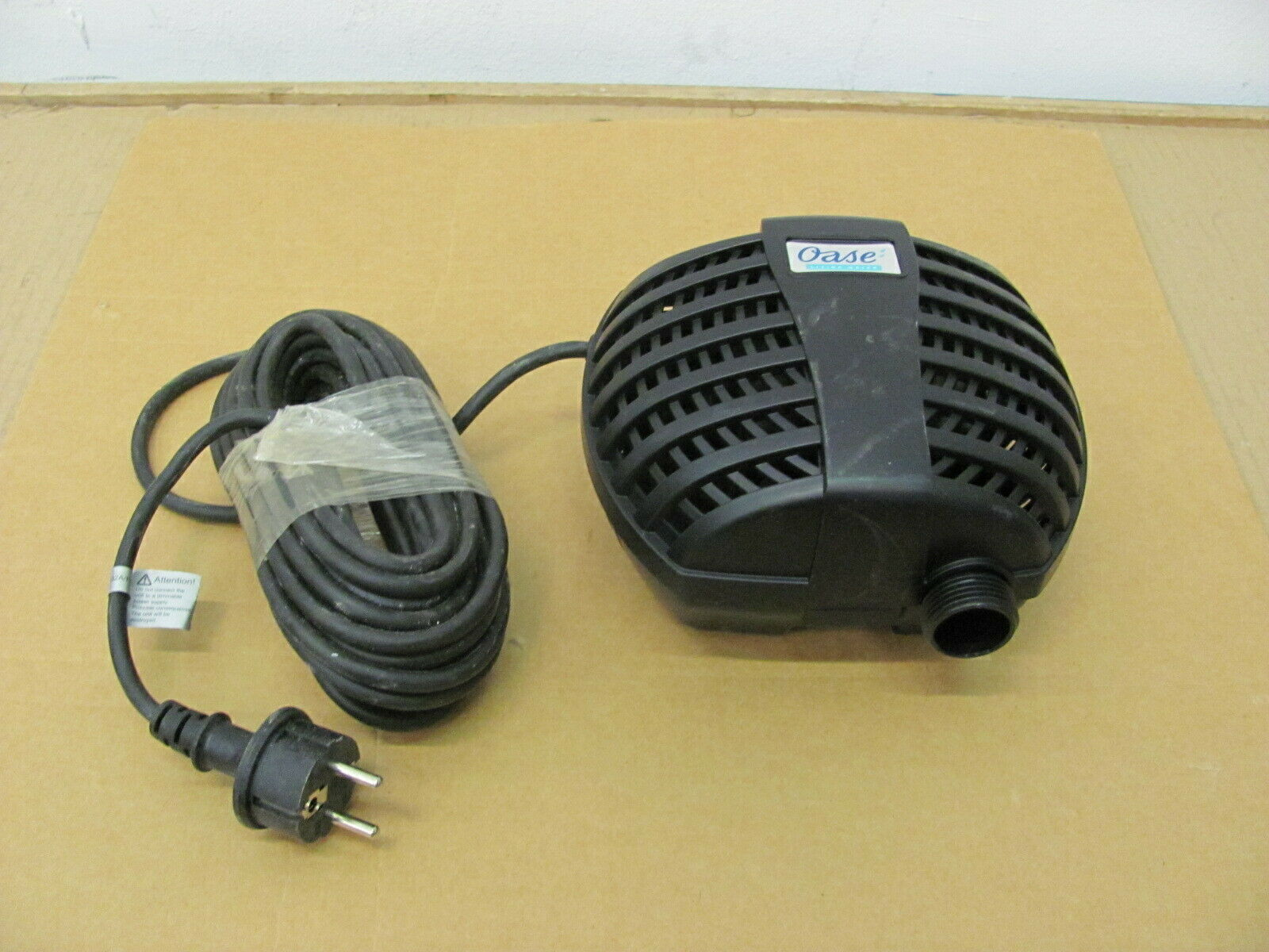 Oase FP 3500   Typ 1655 - Filterpumpe   Teichpumpe   Ersatzpumpe   Pumpe