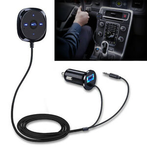 Wireless-Bluetooth-Handsfree-Car-kit-MP3-Player-Speaker-Charger-For-Smart-Phone