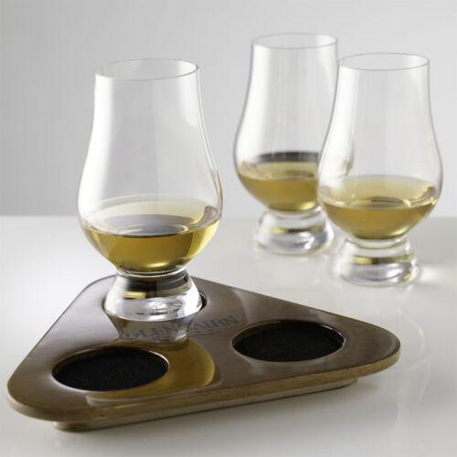 Le Glencairn officiel whisky verre vol dégustation Plateau-Lot de 3