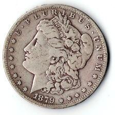 1879-O Morgan Dollar U.S. 90% Silver $1 Coin
