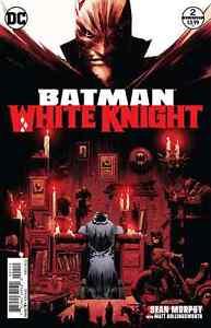 BATMAN WHITE KNIGHT #2 2nd Second Printing 1st App Marian Drews AKA NEO JOKER