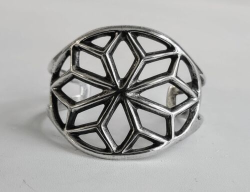 """""""Star"""" OLD PAWN Sterling Cuff Bracelet OLD PAWN Na"""
