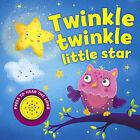 Twinkle, Twinkle Little Star by Bonnier Books Ltd(Board book)