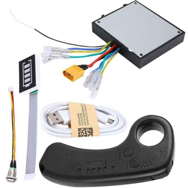 Four-Wheel Skateboard Longboard Controller + Remote Fit Hub Motor 6364 5065 5055