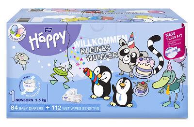 BELLA baby Happy Windeln newborn 2-5 kg