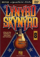 Lynyrd Skynyrd Guitar Signature Licks Learn To Play DVD