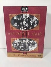 The Forsyte Saga The Complete Series BBC Video DVD 7 Discs