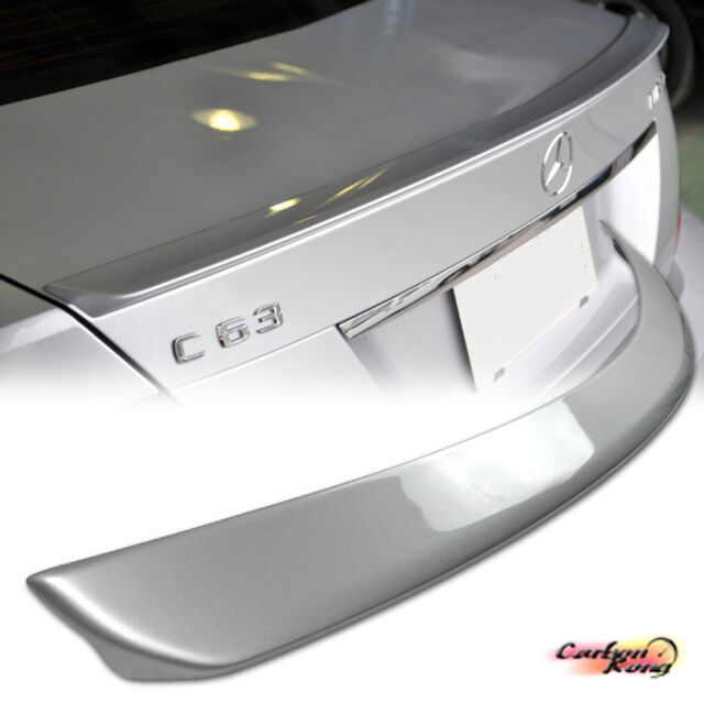 """""""SHIP OUT IN 1 DAY PAINTED MB BENZ W204 A 4D C-Class Trunk Boot Spoiler #744"""