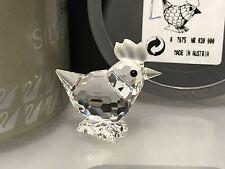 Swarovski Figur Henne 4 cm mit Ovp / Zertifikat. Top Zustand !