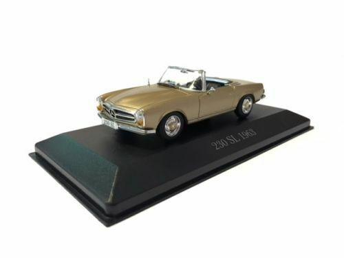 Mercedes-Benz 1 43 Classic 230 SL Pagoda W113 1963-1967 B66041049 Genuine New
