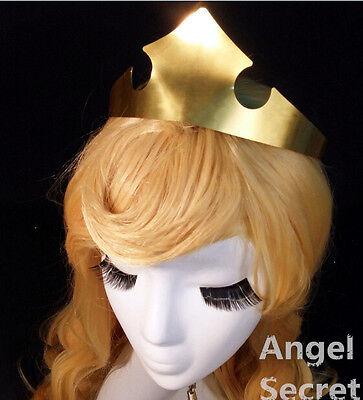 FCR52 sleeping beauty  crown Aurora princess cosplay women