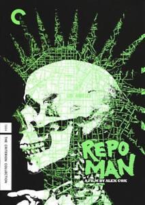 REPO MAN NEW DVD