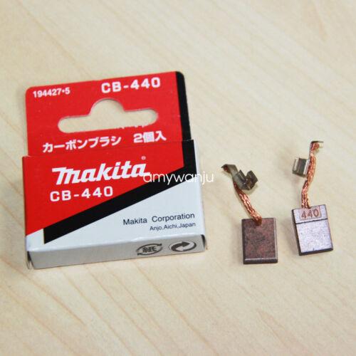 Makita Carbon Brushes for 194427-5 BDF452HW BHP451 Drill//Driver Electric Motors