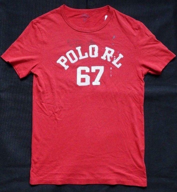 POLO RALPH LAUREN   T-Shirts  Gr S