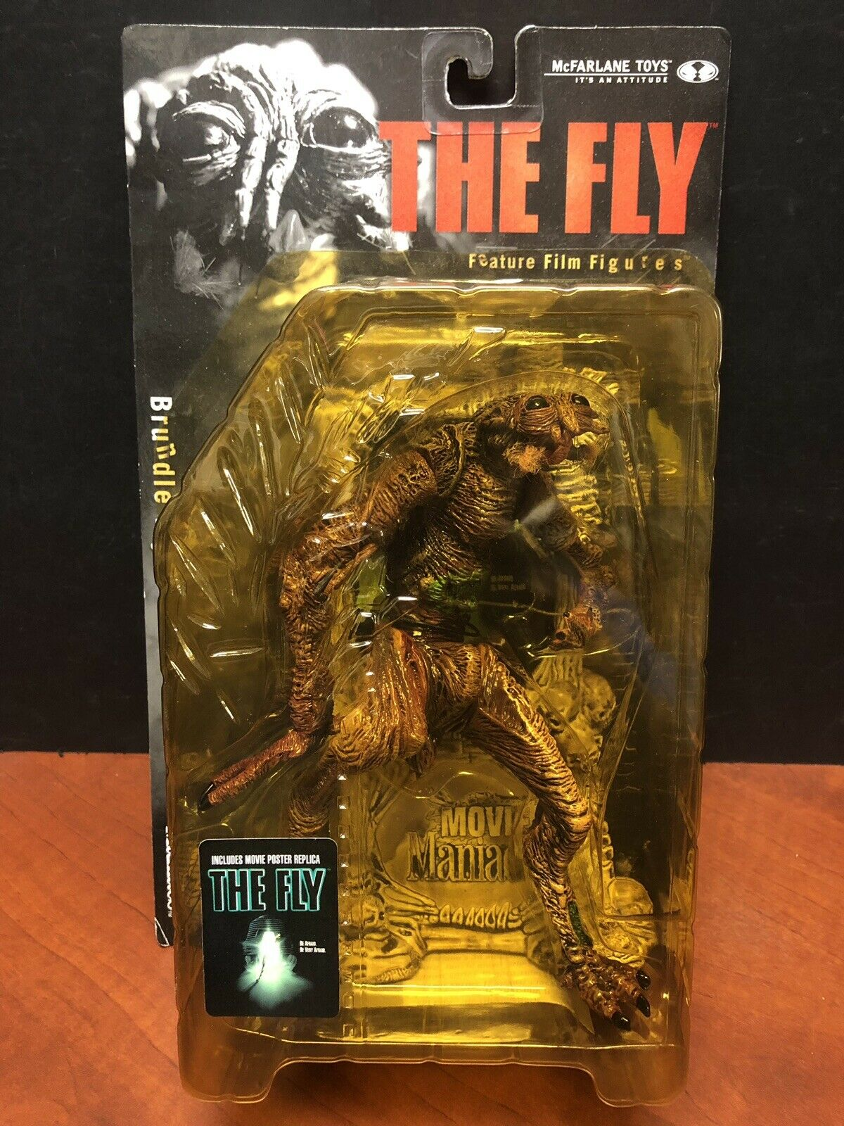 Mcfarlane Movie uomoiacs The The The Fly Bundle azione cifra TAMP0101 fa4941