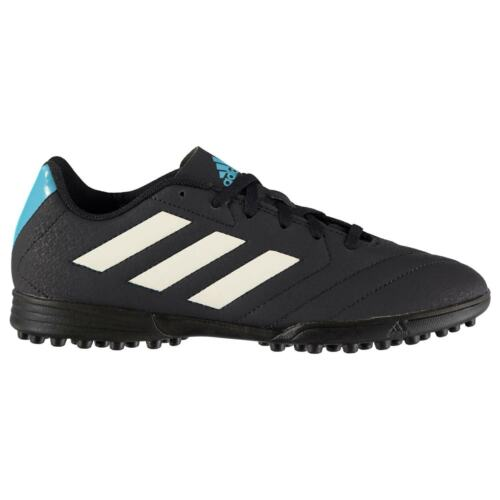 adidas Kids Boys Goletto Astro Turf Trainers Junior Football Boots Lace Up