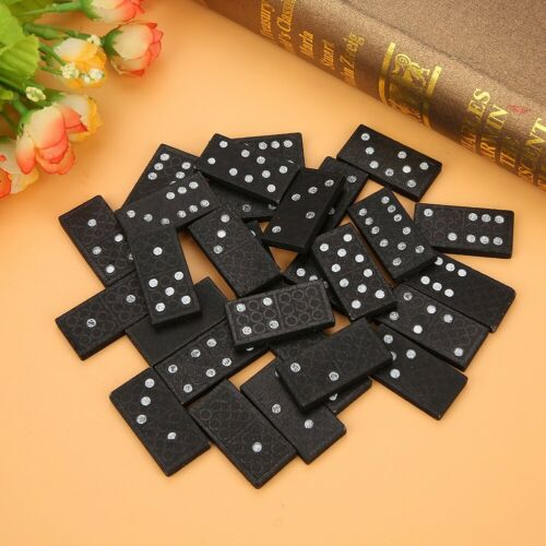 28Pcs Wooden Cards Educationabl Kids Toy Set Interesting Learning Board Game
