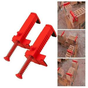 2-Stuecke-Brick-Liner-Runner-Leveling-Messwerkzeuge-Heiss-Engineering-fuer-Mau-A0W8
