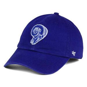 abcd88b7 Details about Los Angeles Rams NFL '47 Franchise Cap Hat Gridiron Football  Vintage Retro Men's