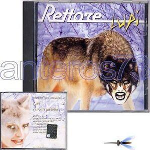 Donatella-RETTORE-034-LUPI-034-RARO-CDs-PROMO-RARA-EDIZ-JEWELCASE