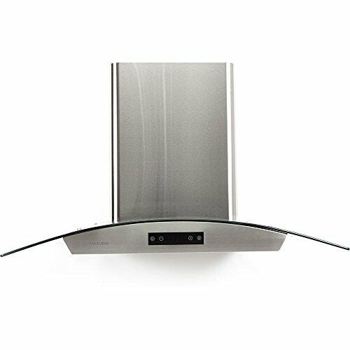 Genial Cavaliere Euro Sv198d 30e 600 CFM 30 Inch Wide Wall Mounted Range Hood With  Glas Stainless Steel | EBay