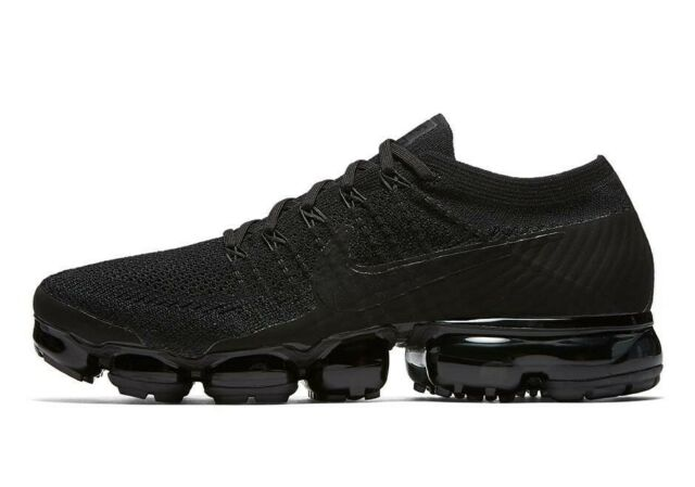 on sale d73d7 92c84 Nike Air VaporMax Flyknit OG UK 10.5 (EUR 45.5 Black Anthracite White  849558 011