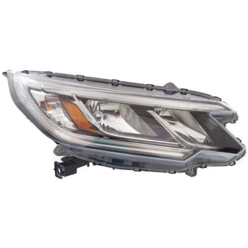 Details about  /New HO2503162C CAPA Passenger Side Headlight for Honda CR-V 2015-2016