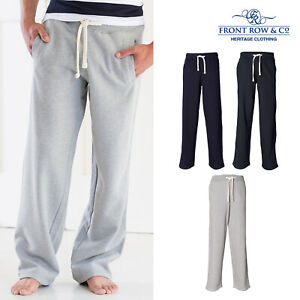 Sweat Sports Tracksuit ZuverläSsige Leistung fr600 Front Row Heavy Weight Track Jogging Pants