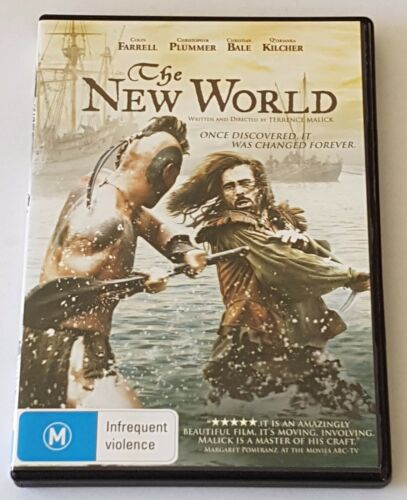 1 of 1 - The New World DVD, 2006 (#DVD01264)