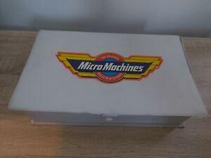 Micro-Machines-Galoob-decada-de-1990-camion-N-Conjunto-de-juego-de-servicio