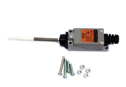 10pc Limit Switch TZ-8166 TZ8166 1A1B IP65 5A 240VAC UL CE TEND Taiwan