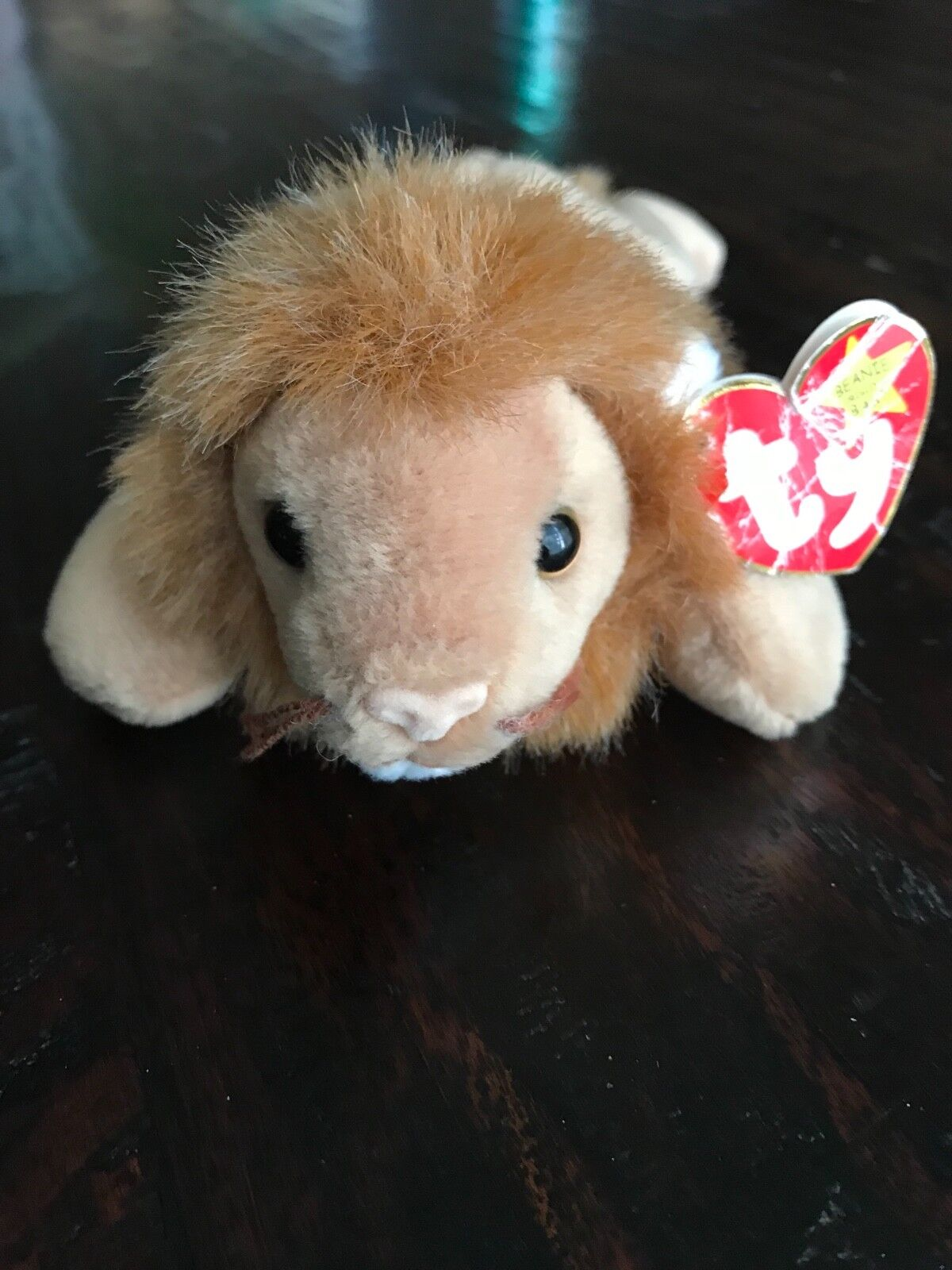 Roary der löwe  ty beanie baby 1996