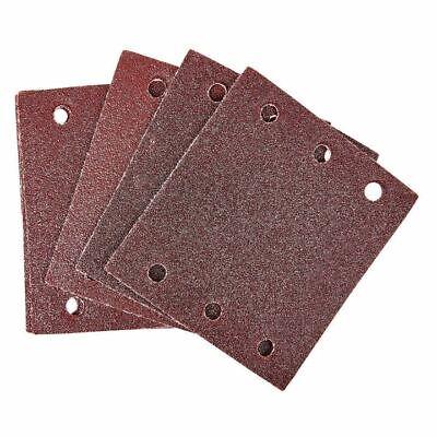 40pc Sanding Discs 50mm Pads 40-240 Mix Grit Orbital Sander Hook Loop Sandpaper