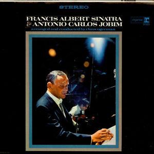 Frank-Sinatra-amp-Antonio-Carlos-Jobim-Francis-Vinyl-LP-1967-US-Reissue