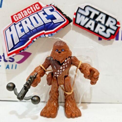 """Playskool Star Wars Galactic Heroes 2.5/"""" Action Figures Choose One"""