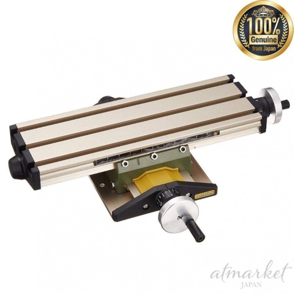 PROXXON Micro Cross table XY table convenient for precise drilling work No.27100