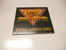 """From the Fire """"Evil men do"""" Indie self release AOR cd"""