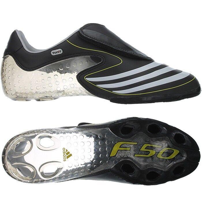 Adidas F50.8 Tunit súperior Negro blancoo para el calzado no Tunit-Serie Completa