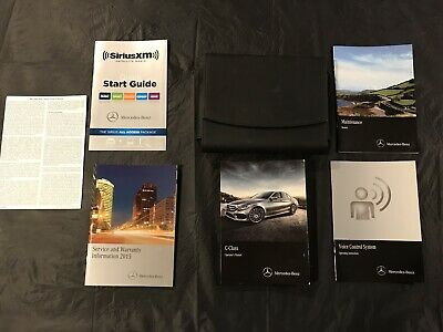 research.unir.net AMG Owners Manual Guide Book 2015 Mercedes-Benz ...