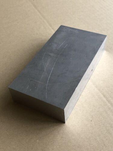 ALUMINIUM  BAR 150mm x 80mm x  30mm BILLET BLOCK GRADE 6082T6
