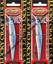 Lucky Craft Fishing Lure SW Surf Pointer 115mr 737 Salty Aurora Black for sale online