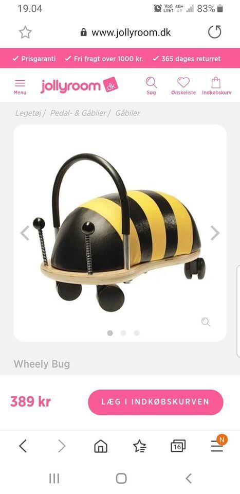 Gåvogn, Wheely Bug
