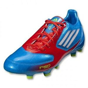 separation shoes fcde8 8c824 Image is loading adidas-F10-TRX-FG-Men-039-s-Soccer-