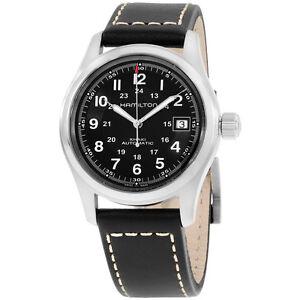 Hamilton-Men-039-s-H70455733-Khaki-King-Watch